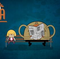 Cosas de Cosa: 1x02 'Heman: Cuestión de poder'. A Animation project by J.FRAMES BOND  - 21-07-2013