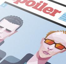 The Chemical Brothers. Un proyecto de Ilustración de Ricardo Polo López - 10-11-2016