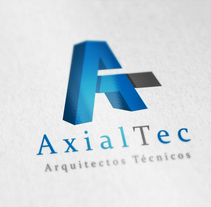 Identidad Corporativa - AxialTec. A Design, Br, ing, Identit, Graphic Design, and Naming project by Jose Manuel  Nieto Sánchez - 10-05-2016