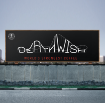 Death Wish. A Illustration, Advertising, and Art Direction project by Carlos de Juana Jiménez         - 14.11.2016