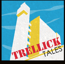 Trellick Tales for S.P.I.D Theatre Company. A Graphic Design project by Mirna Alvarez         - 29.02.2016