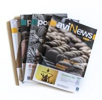Maquetación de revistas, infografías.... A Graphic Design&Infographics project by Sonia Pérez Redondo         - 02.02.2016