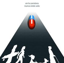 Diseño e Ilustración Carteles. A Illustration, Editorial Design, Fine Art, and Graphic Design project by Neus Gutiérrez Águila         - 20.11.2016