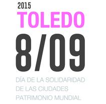 Día de la Solidaridad de las Ciudades Patrimonio Mundial. A Graphic Design project by Manuela Jiménez Ruiz de Elvira         - 31.08.2015