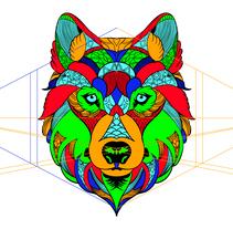 Wolf Brew Pub. Un proyecto de Diseño, Ilustración, Dirección de arte y Diseño gráfico de zstudio - 10-03-2016