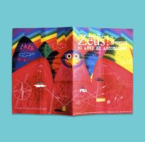 ZEUS! MAGAZINE - Nº 99. Un proyecto de Ilustración, Dirección de arte y Diseño de personajes de Jhonny  Núñez - Sábado, 26 de noviembre de 2016 00:00:00 +0100