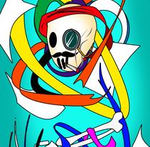 logo nuevo . Un proyecto de Ilustración y Diseño gráfico de aimonvazquez         - 14.12.2016