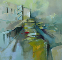 City 2. Um projeto de Artes plásticas de Isem Garcia Massana - 14-12-2016