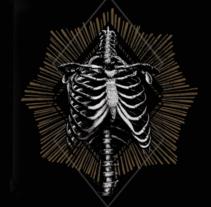 Shiny Skeleton. Un proyecto de Ilustración y Diseño gráfico de Ari B. Miró         - 22.12.2016