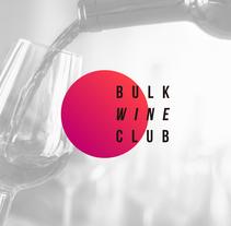 Bulk Wine Club. Un proyecto de Br, ing e Identidad, Diseño Web y Desarrollo Web de Wild Wild Web  - 25-12-2016