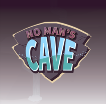 No Man's Cave. A Illustration, Animation, and Character Design project by Victoria López         - 11.12.2016