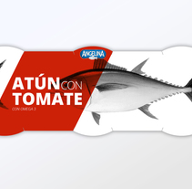 Angelina Atún / Packaging. Um projeto de Design gráfico e Packaging de Coral Devesa Arcas         - 08.07.2016