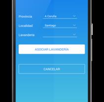 LavApp | Aplicación móvil. A Software Development project by Javier Trillo Fontán         - 19.12.2016