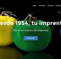 Mi proyecto Wordpress Web Helena Office Solutions. Un proyecto de Desarrollo Web de Sonia Salvador Luna - 09-01-2017