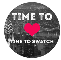 "CAMPAÑA SWATCH. SLOGAN ""TIME TO LOVE, TIME TO SWATCH"". Un proyecto de Diseño, Publicidad, Br, ing e Identidad, Eventos, Diseño de jo, as y Marketing de SANDRA ALVAREZ PEREZ         - 11.01.2017"