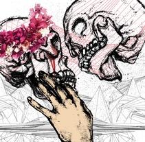 Hasta después de mi último latido. Un proyecto de Diseño gráfico de Alberto Andrés Fernández - 16-01-2017
