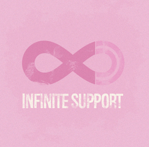 Infinite Support. A Illustration project by _ Portela         - 19.11.2016