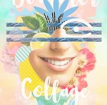 #SUMMER017. Un proyecto de Collage de Alexia Castillo         - 23.01.2017