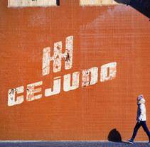 Marca urban para Cejudo. Un proyecto de Br, ing e Identidad y Diseño gráfico de Laura Singular - 02-02-2017