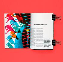 LIKE THE WIND - Nº11. Un proyecto de Ilustración, Dirección de arte, Diseño de personajes y Diseño editorial de Jhonny  Núñez - 03-02-2017