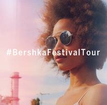 Bershka Festival Tour. Un proyecto de Diseño, UI / UX, Dirección de arte, Diseño interactivo, Diseño Web y Desarrollo Web de Binalogue  - 06-05-2016