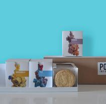Packaging de té. A Packaging project by Claudia González Fernández         - 08.02.2017