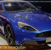 Salón Internacional del Automóvil de Barcelona 2013. Un proyecto de Música, Audio, Vídeo y VFX de Ivan C         - 09.02.2014