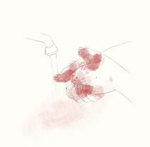 Ilustración para ARTICUENTOS, de Juan José Millás (trabajo de clase). Un proyecto de Ilustración de Natalia Suárez-Bustillo         - 09.02.2017