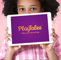 Playtales. A Illustration project by Carmen Higueras - 10-02-2017