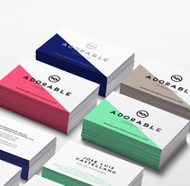 Adorable Cosmetics / Branding. A Br, ing, Identit, Graphic Design, and Packaging project by Alicia Gallego         - 20.01.2016