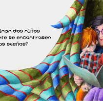 Al otro lado de los sueño. Un proyecto de Ilustración y Bellas Artes de Yolanda Cabrera Sánchez - 21-02-2017