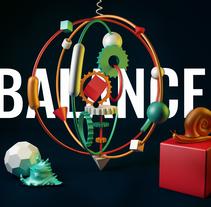 TOTEM: BALANCE. De cero a render con Cinema 4D. A 3D project by Carlos LM - 26-02-2017