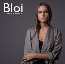 Fotografía de moda ecológica para Bloi. A Photograph project by Andreu Revilla         - 20.03.2017