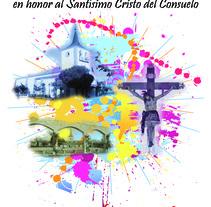 Programa de fiestas de Sevilla La Nueva 2016. Un proyecto de Diseño gráfico de Vanessa Maestre Navarro         - 21.09.2016