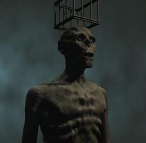 Cranial cage. Un proyecto de Diseño de personajes de pablo santos rey         - 27.03.2017