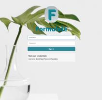 Formulate. Un proyecto de Desarrollo de software y Desarrollo Web de Gabriel Perales         - 28.03.2017