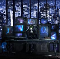 Joker -Arkham Origins. Un proyecto de Fotografía de josue_perez170683 - 03-04-2017