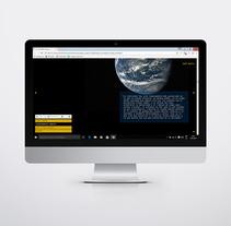 JEFF MILLS: DISSENY WEB. Um projeto de Design gráfico, Web design e Desenvolvimento Web de Hèctor Salvany Peyrí         - 18.06.2016