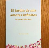 Libro de poesías. Poetry Book. Um projeto de Design editorial e Design gráfico de Ana Margarita Martinez Roa         - 24.03.2017