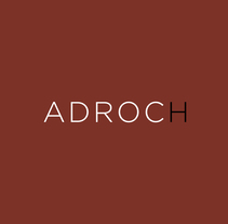 ADROCH. A Br, ing&Identit project by Claudia Domingo Mallol         - 15.01.2017