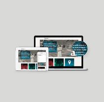 Proyecto digital Cuentanet. Um projeto de Design, Educação, Web design e Desenvolvimento Web de ClimaxAmish         - 26.04.2017