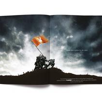 Playboy Magazine. Um projeto de Publicidade, Direção de arte e Consultoria criativa de Lorenzo Bennassar         - 06.09.2014