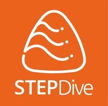 StepDive. Un proyecto de Diseño, Ilustración, Fotografía, Br, ing e Identidad, Diseño editorial, Diseño gráfico, Diseño de la información, Diseño de producto, Producción y Diseño de iconos de María Fernández Martínez - 11-04-2016