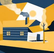 John Carpenter - My Favourite Music Memory. Un proyecto de Animación y Animación de personajes de Device  - 04-05-2017