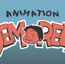 Demoreel - OsMutante. A Animation project by Os Mutante - 04-05-2017