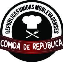 Comida de República RUMON. Un proyecto de Diseño gráfico de Pedro Henrique         - 23.05.2017
