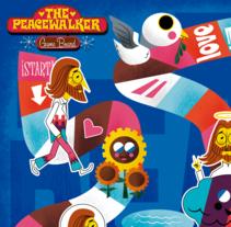 PARAZITA KUZOK PK 5. Un proyecto de Ilustración y Diseño de personajes de Jhonny  Núñez - 25-05-2017