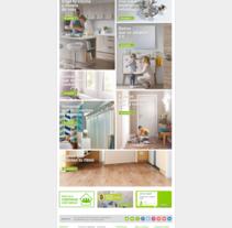 Microsite: Renueva tu Casa. A Web Development project by Emilio Jesús Pérez Pileta         - 20.04.2017
