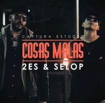 2ES & Selop - Cosas Malas (Video). Um projeto de Vídeo de Jose Maria Calsina Val         - 18.05.2017