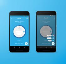 Brink's Home Security Array. Un proyecto de UI / UX, Diseño gráfico y Diseño interactivo de Montse  Cordova - 19-06-2017